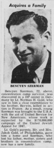 Wisconsin Jewish Chronicle, March 7, 1947