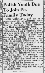 Lewiston Evening Journal, February 1947